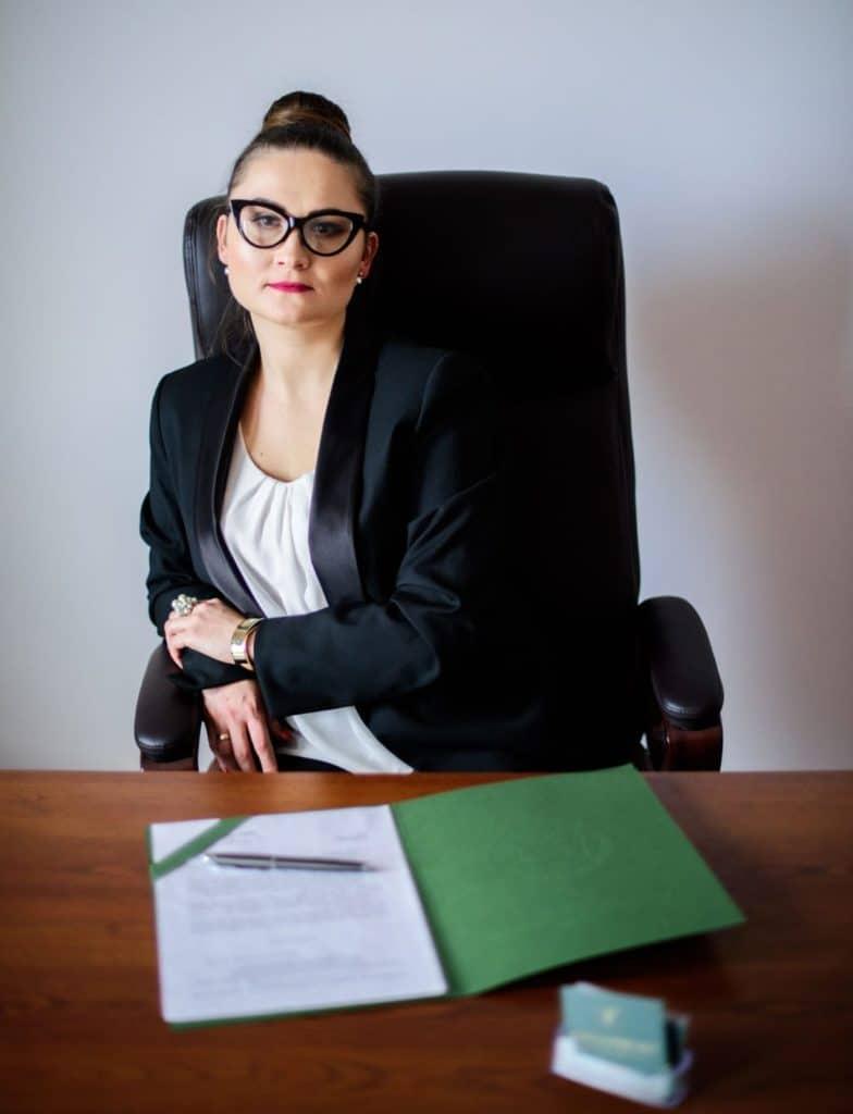 Adwokat Edyta Kwiecień